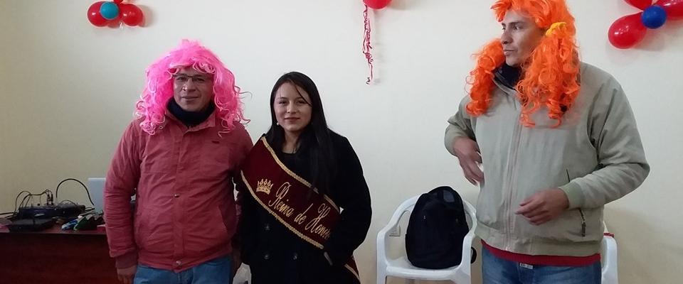 El GAD Parroquial de Honorato Vásquez a través del Departamento Social, desarrolló el evento de agasajo por día del padre a los adultos mayores